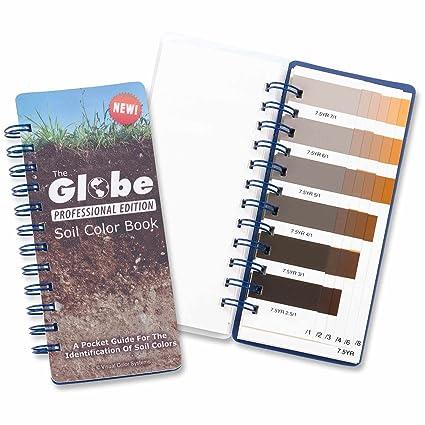 Amazon.com : The Globe Professional Soil Color Book : Garden & Outdoor