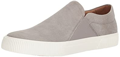 109a2ea5e Vince Men's Kelvin Slip On Sneaker, Flint, 7 Medium US