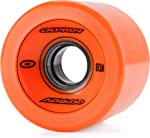 Roue de longboard Osprey orange