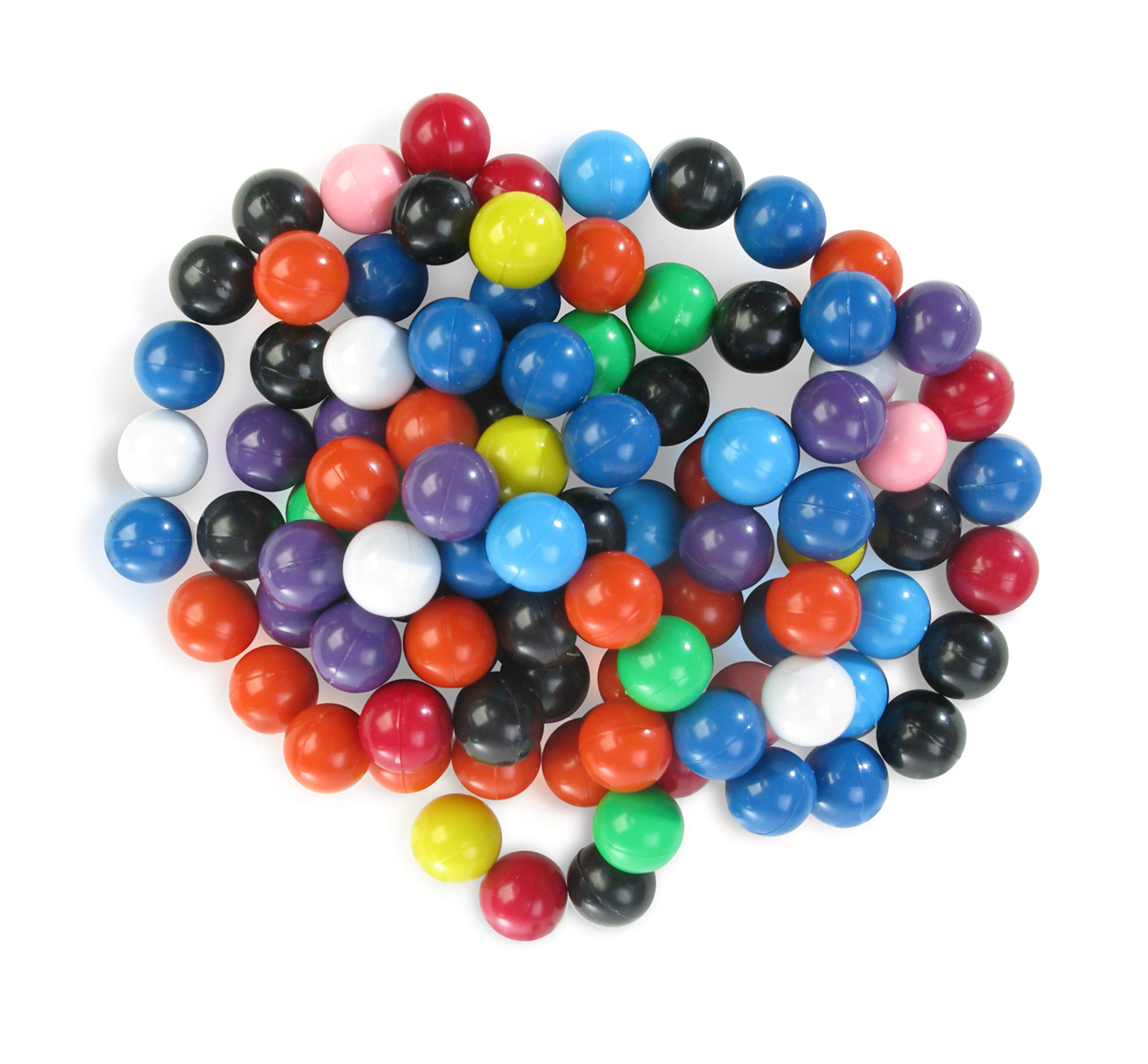 American Educational Magnetic Marble, 2/3'' Diameter (Bag of 100)