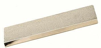 600 Grit 6″ Extra Fine Diamond Surface Precision Sharpening Stone