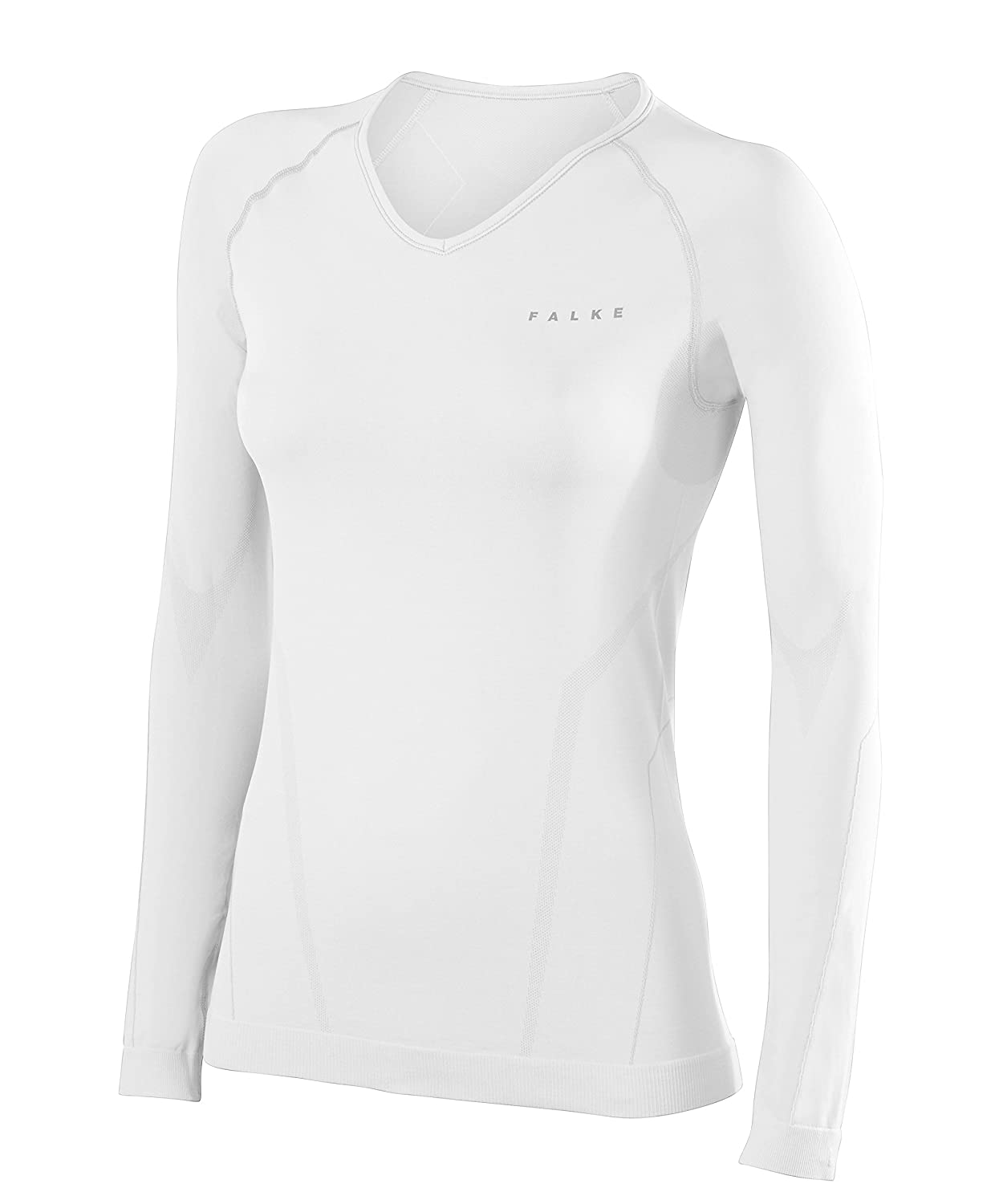 Falke Women's Long Sleeve Warm Comfort Thermal Underwear Shirt FALAH|#FALKE 39110