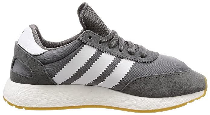 Amazon.com | adidas Originals Mens I-5923 Suede Sneakers Grey | Fashion Sneakers