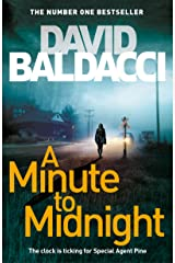 A Minute to Midnight (Atlee Pine series) Paperback
