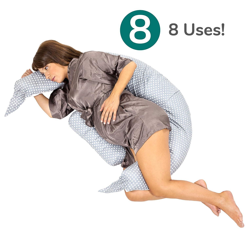almohada embarazo mothercare