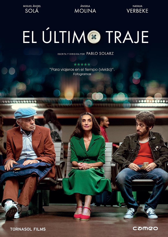 El último traje [DVD]: Amazon.es: Miguel Ángel Solá, Ángela ...