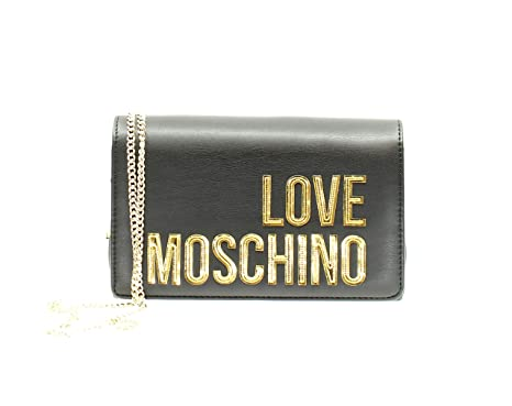5ae26d0ae4 Love Moschino JC4296PP07 Pochette Woman: Amazon.co.uk: Shoes & Bags