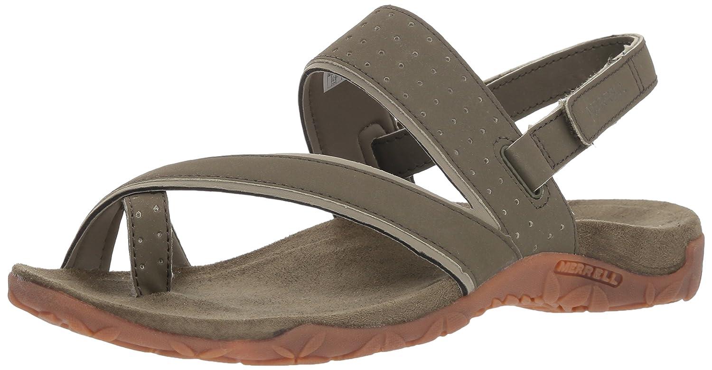 Merrell Women's Terran Ari Convert Sport Sandal B078NH2NL7 11 B(M) US|Dusty Olive