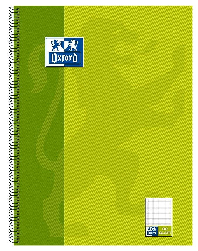 34 opinioni per Oxford, quaderno forato, A4, 80 pagine Rigatura KALI- un lato a righe e a