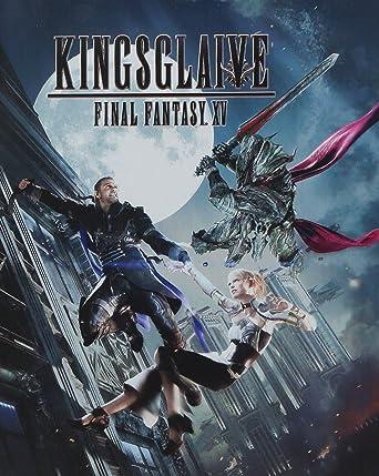 Final Fantasy Xv Kingsglaive [USA] [Blu-ray]: Amazon.es: Paul ...