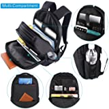 LAPACKER Durable XL Extra Large Big Laptop Backpack