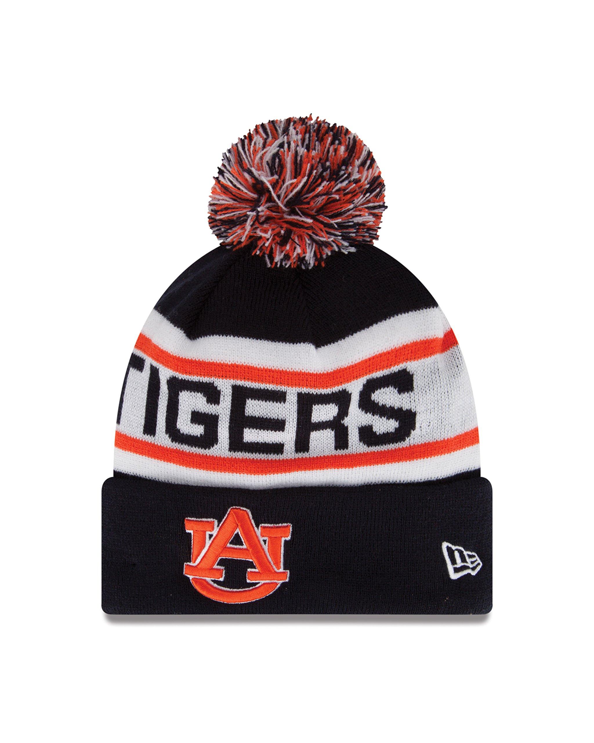 New Era NCAA Auburn Tigers Biggest Fan Redux Beanie