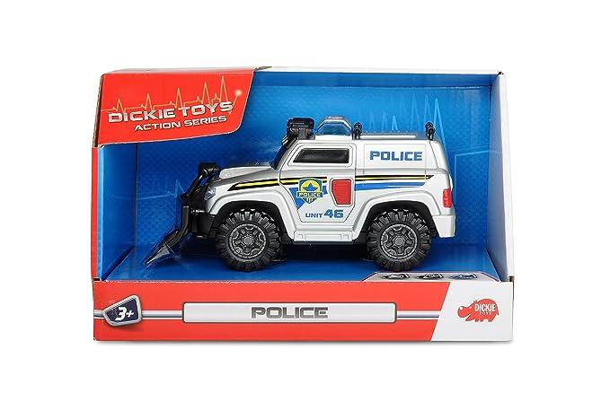 Jouet PoliceAmazon Voiture Dickie De Action 203302001 Series L354ARcjq