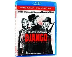 Django Unchained [Blu-ray + DVD + UltraViolet Copy] (Bilingual)