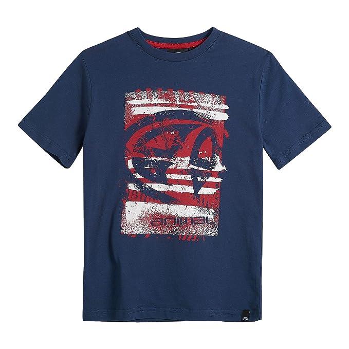 97ac368e3c3 Amazon.com: Animal Boys Tabo Graphic Short Sleeve Crew Neck T-Shirt ...