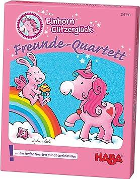 HABA 301793 – Unicornio Amigos de Cartas, Juego de Cartas: Amazon.es: Juguetes y juegos