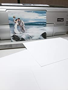 "11"" X 14"" Premium Luster Inkjet Photo Paper - 50 Sheets"