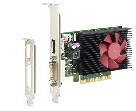 HP Tarjeta NVIDIA GT 730 2GB DP - Tarjeta gráfica (GeForce ...
