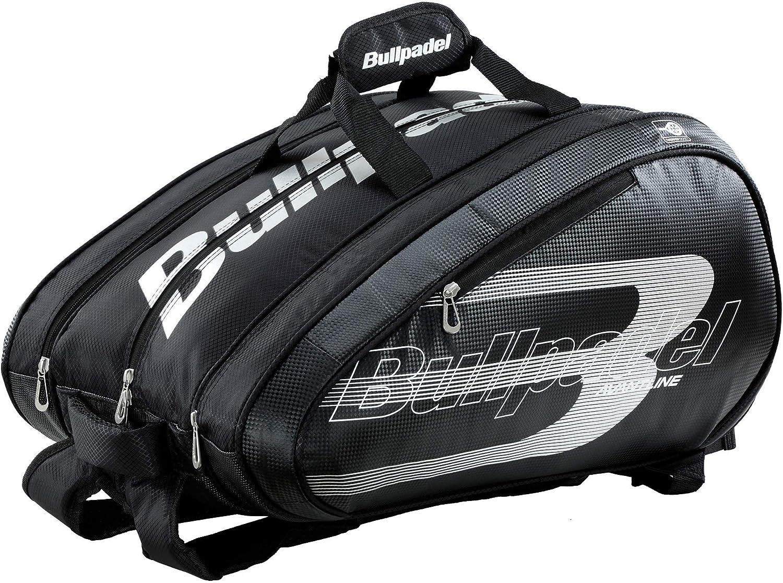 Bullpadel Paletero Avant S LTD Carbon Black: Amazon.es: Deportes y aire libre