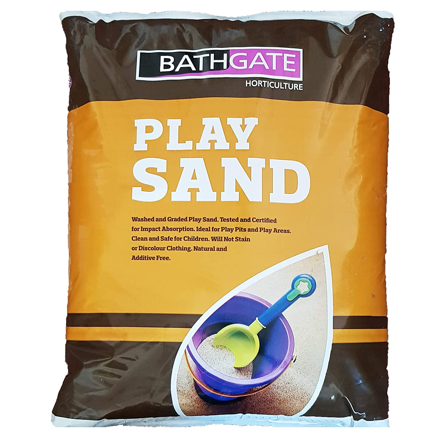 Clean graded sand Non staining Non toxic Childrens Play Sand 25KG BAG For kids play sand pits