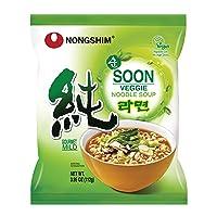 Deals on 10-Pack NongShim Soon Noodle Soup Veggie 3.95oz