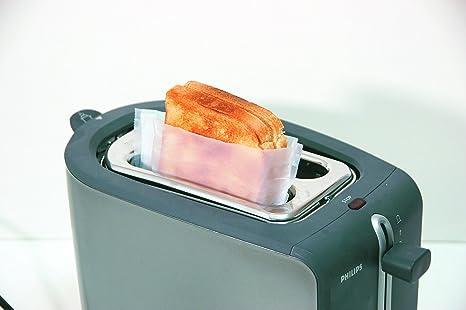 Cooks Innovations - Bolsas para tostadora (4 unidades ...
