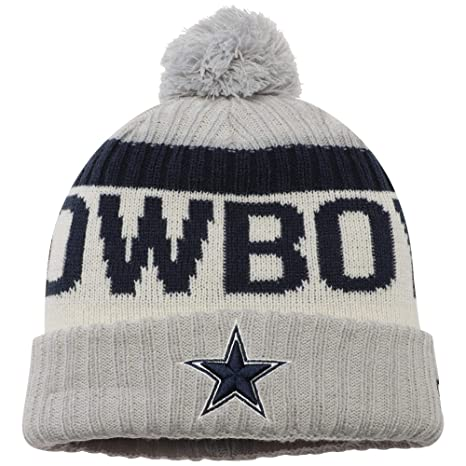 03afe319f3c04 Image Unavailable. Image not available for. Color  New Era Dallas Cowboys  Sport Knit Cap Beanie Multi