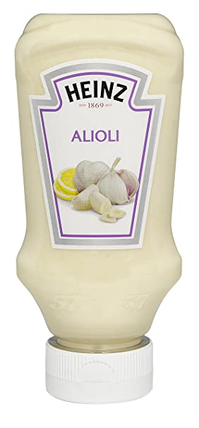 Heinz - Salsa Alioli, 220 ml