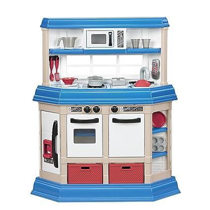 Amazon.com: American de plástico juguete Cookin Cocina ...