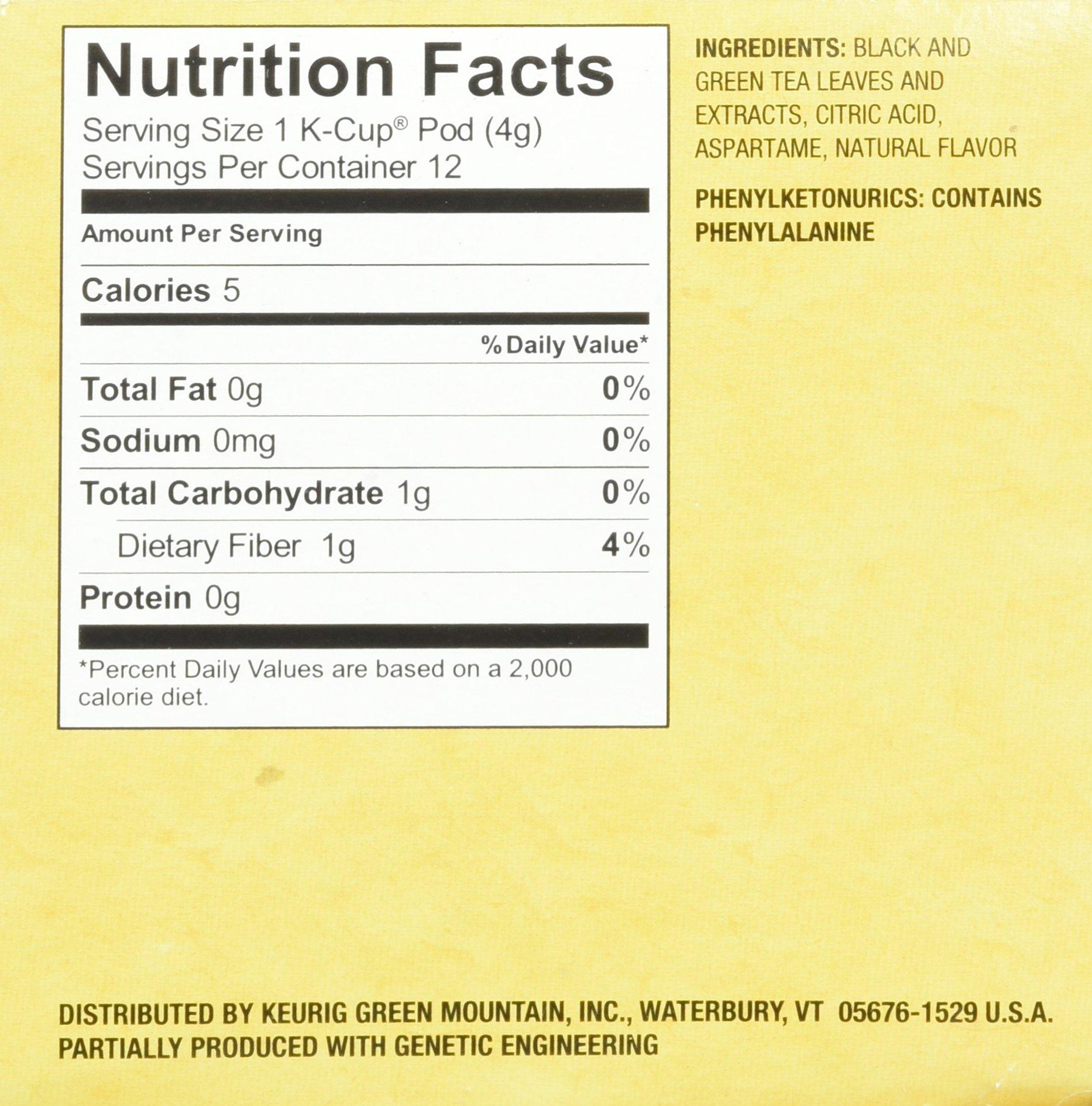 Keurig K Cups Snapple, Diet Lemon Iced Tea , 72 Count by Snapple (Image #7)
