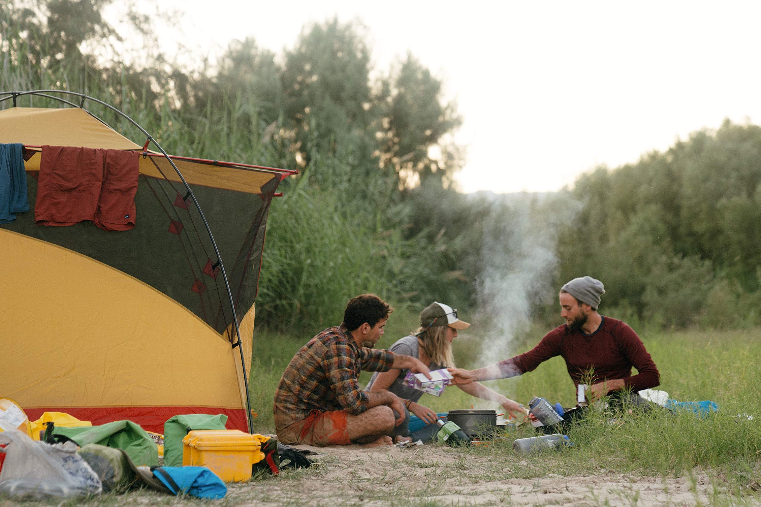 Eureka! Tetragon HD 3-Season Waterproof Camping Tent ...