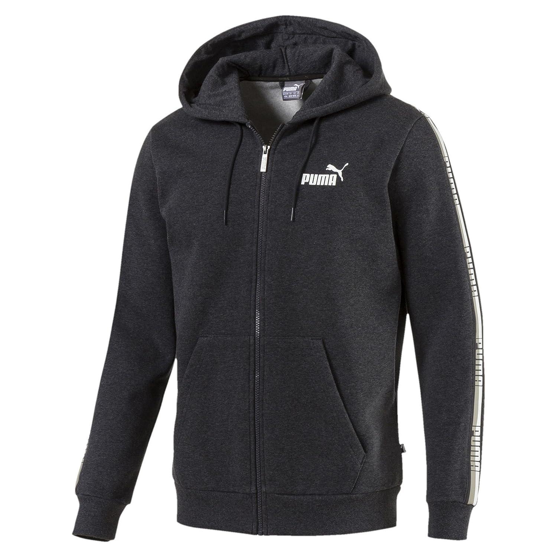 Puma Herren Tape Fz Hoody Sweatshirt 852417