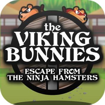 Amazon.com: The Viking Bunnies #3: Escape from The Ninja ...