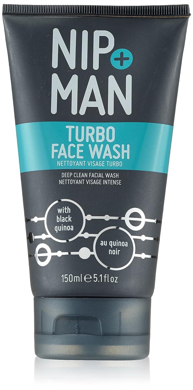 Amazon.com: NIP+MAN - Turbo Face Wash Deep Clean Facial Wash - 5.1 oz.: Beauty