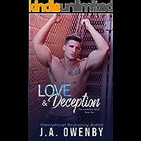 Love & Deception (The Love & Ruin Series Book 2) book cover