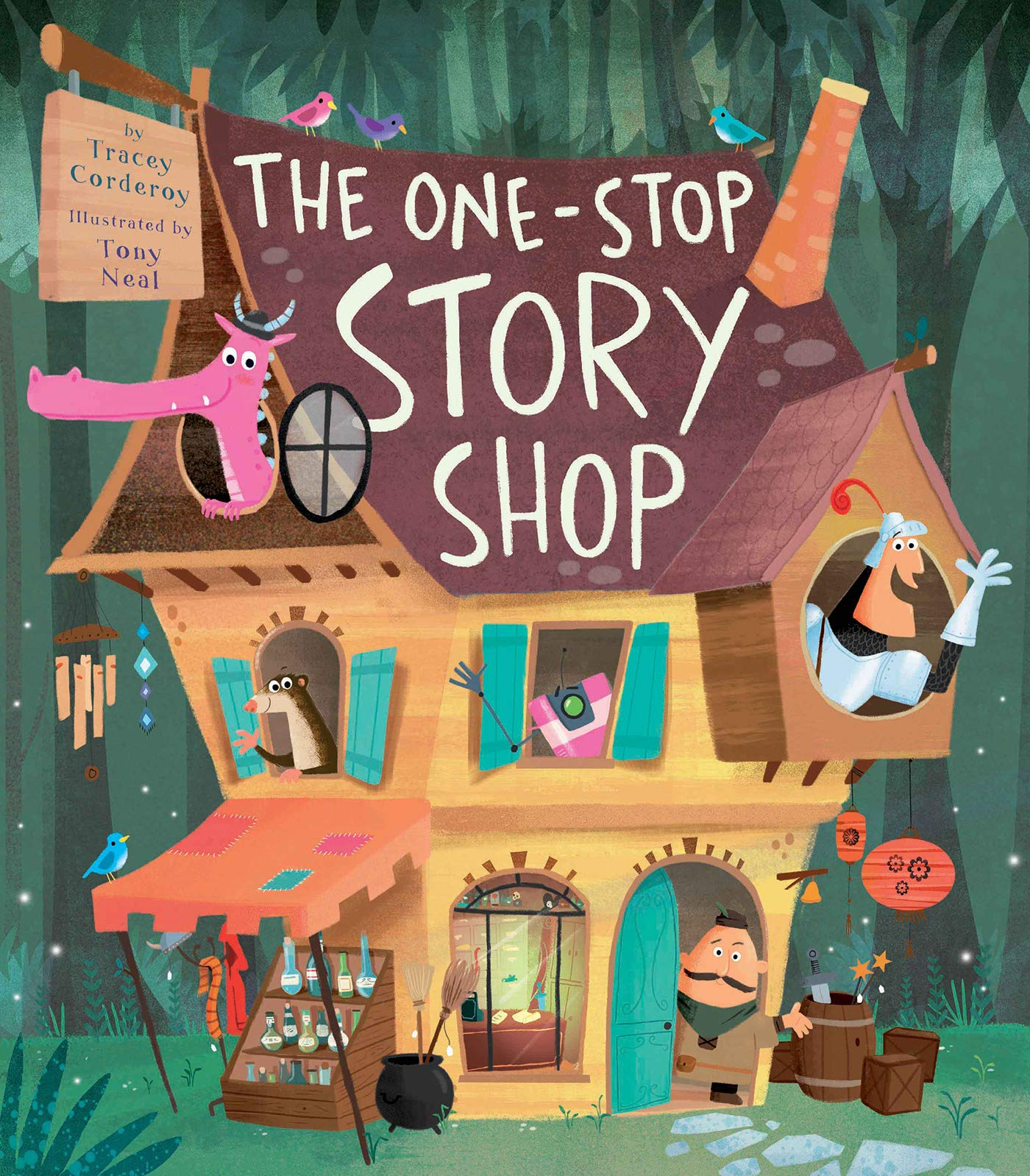 Image result for the one stop story shop