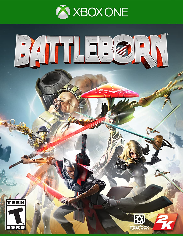 Amazon com: Battleborn - Xbox One: Take 2 Interactive: Video