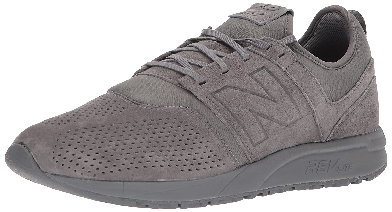 New Balance Herren 247 Classic Mesh Sneaker  455 EU|Grey