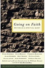 Going on Faith Paperback
