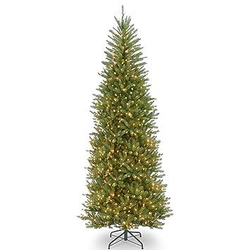 9' Pre-lit Dunhill Fir Slim Artificial Christmas Tree – Clear Lights - Amazon.com: 9' Pre-lit Dunhill Fir Slim Artificial Christmas Tree