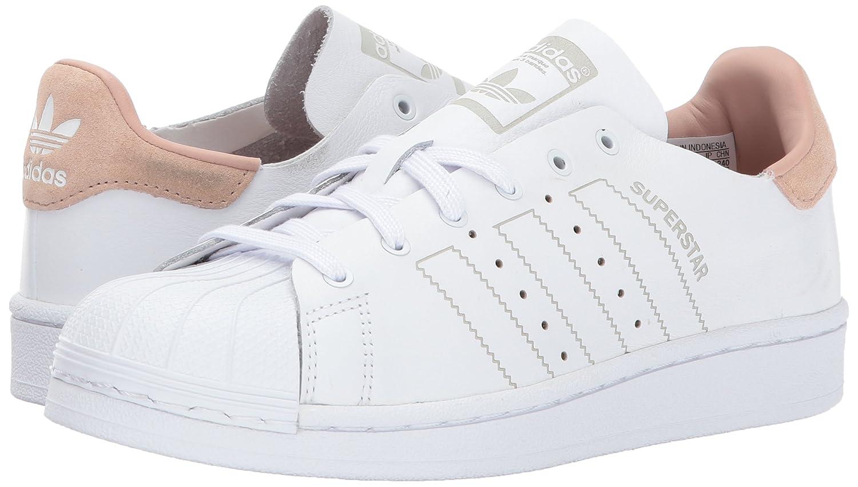 finest selection 12f64 a4804 ... italy amazon adidas originals womens superstar decon w white white  white 6 medium us shoes 22c90