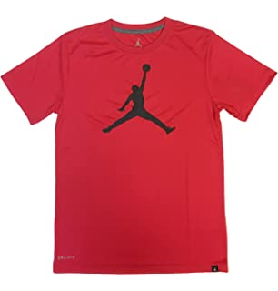 43610798b7749a Jordan Retro 8 Brand Men s Shortsleeve T-Shirt Black White 833967 ...