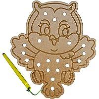 Little Genius Lacing Owl