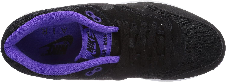 Nike WMNS Air Max 1 Essential Schwarz Anthrazit Grau 599820 011