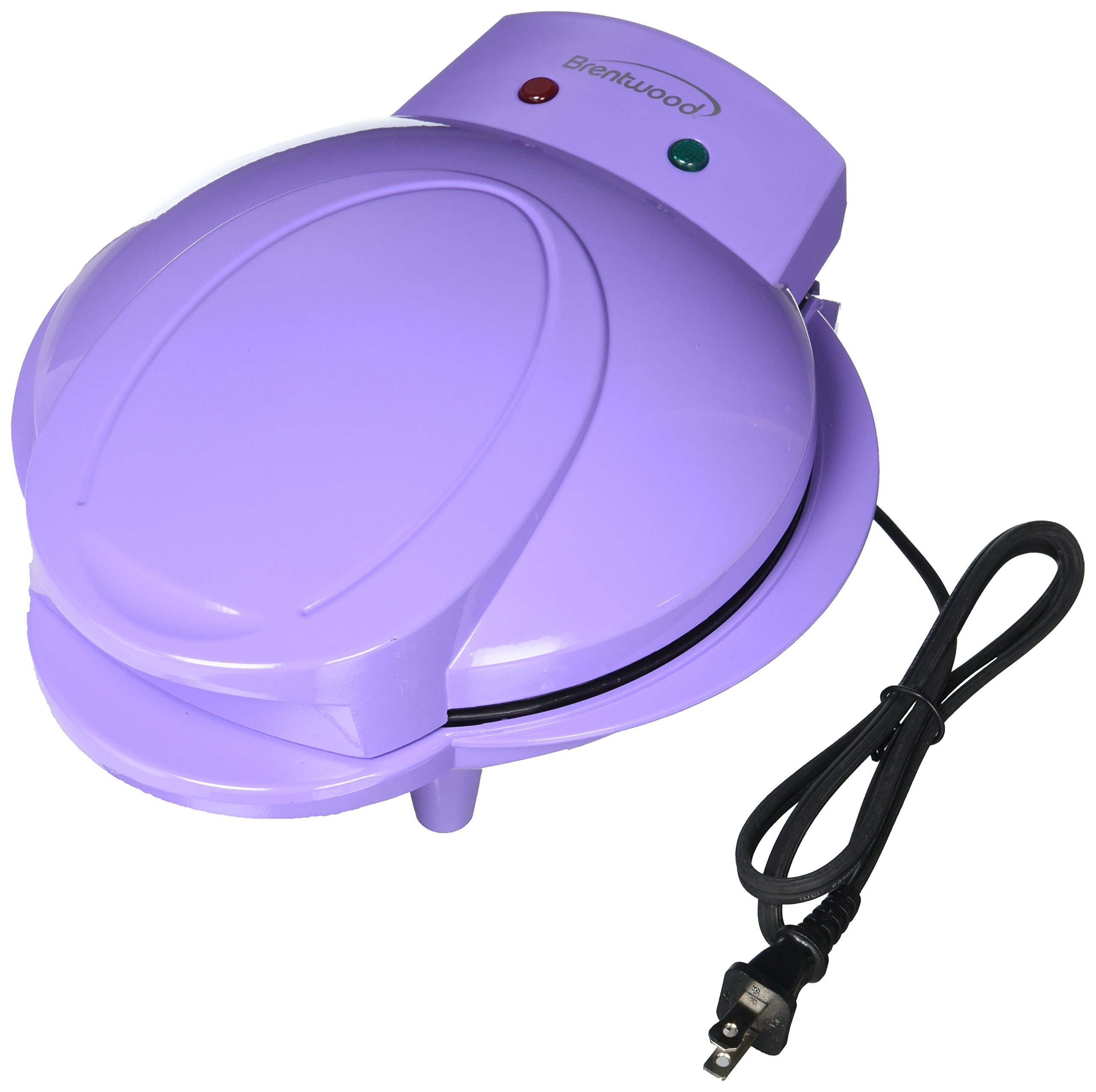 Brentwood TS-254 Cake Pop Maker Non-Stick, 12, Purple