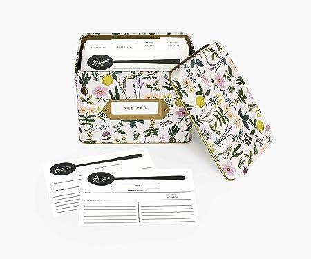 Rifle Paper Co. Caja de recetas: Amazon.es: Hogar