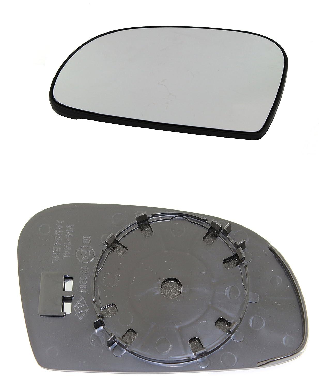TarosTrade 57-0671-L-45986 Vetro Specchietto Retrovisore Lato Sinistro