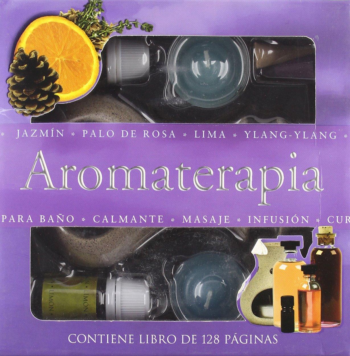 Download Aromaterapia / Aromatherapy Oils (El Arte De Vivir / the Art of Living) (Spanish Edition) pdf epub