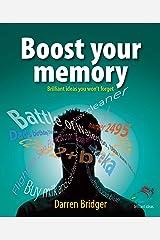 Boost your memory (52 Brilliant Ideas) (English Edition) eBook Kindle