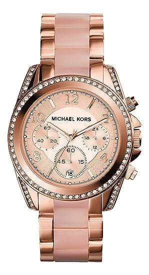 Michael Kors Reloj de Pulsera MK5943: Amazon.es: Relojes